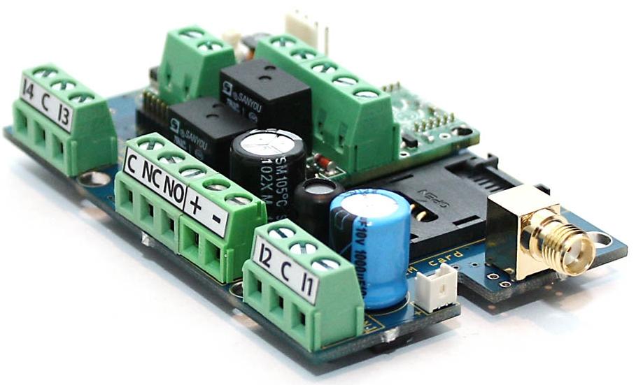 Citofono Gsm Multifamiliare 8014 Soluzione Tecnologica